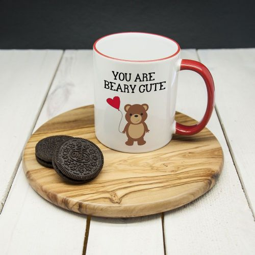 """You Are Beary Cute"" Mug"